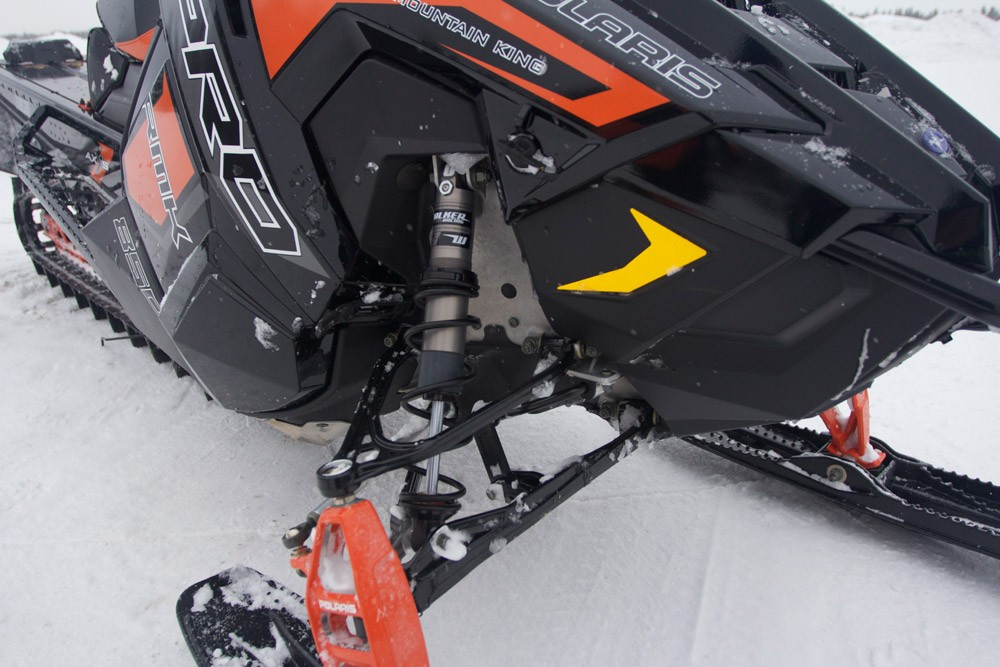 2019 Polaris Pro-RMK 175 Front Suspension