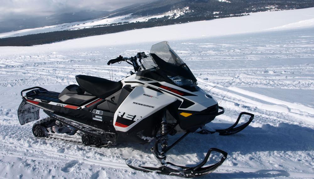 2019 Ski-Doo Renegade Adrenaline 600R E-TEC Review - Snowmobile com