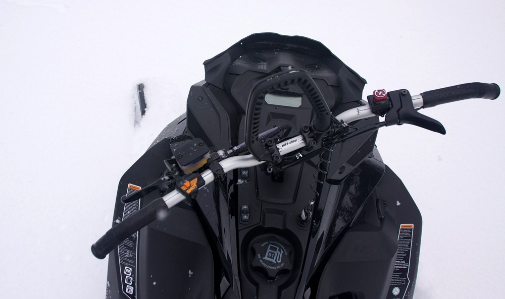 2019 Ski-Doo Summit X 175 Bars