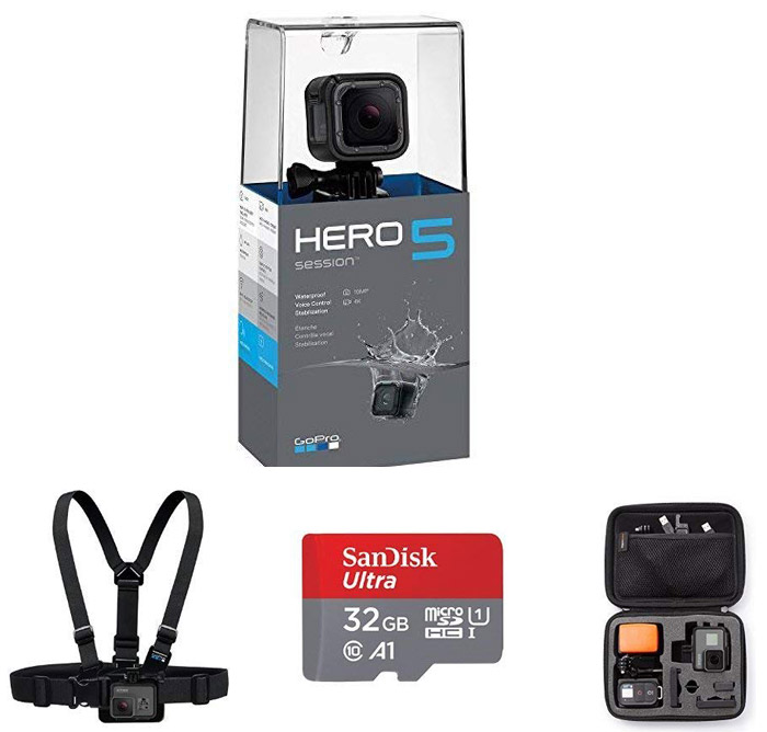 GoPro Hero5 Session Package