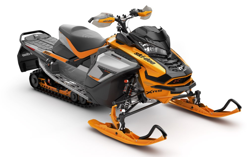 Ski-Doo Renegade X RS Studio