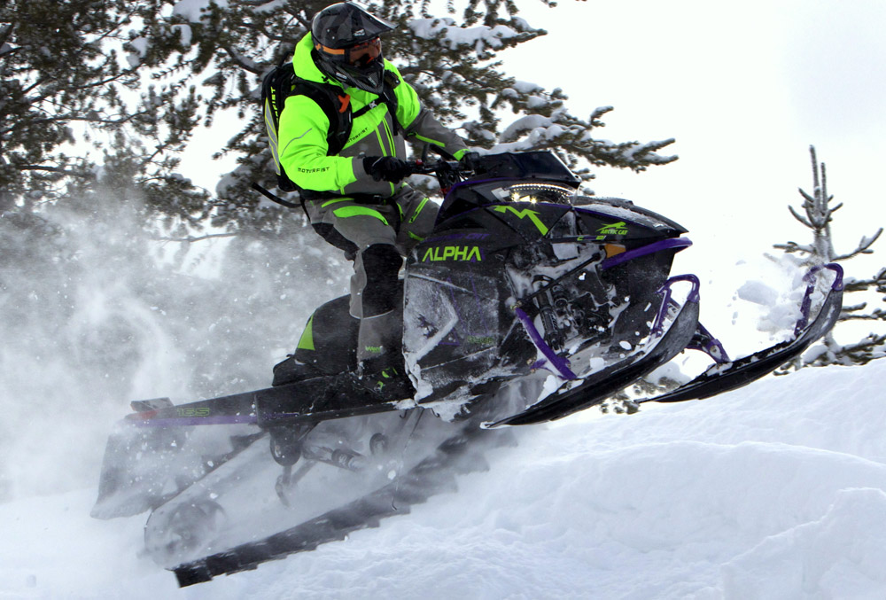 2019 Mountain Snowmobiles Of The Year - Snowmobile.com