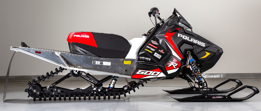2019 Polaris 600R Profile