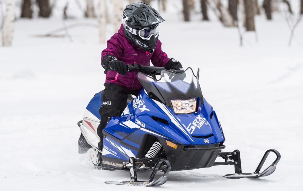 2019 Yamaha SRX120