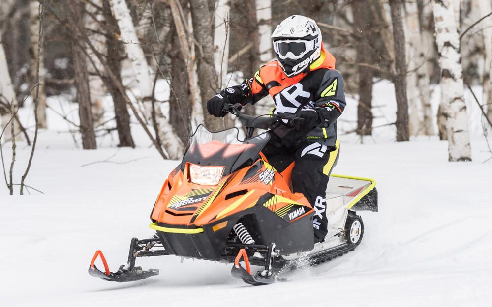 2019 Yamaha Snoscoot ES