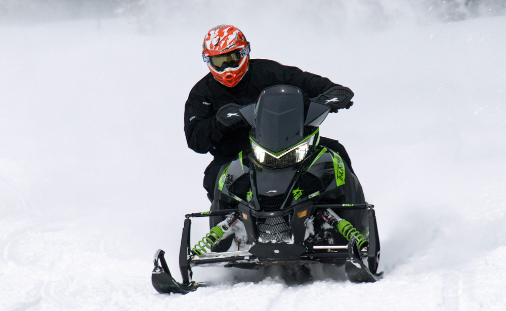 Arctic Cat ZR9000 Thundercat iACT 137