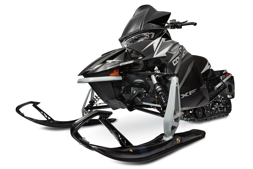 Arctic Cat XF 8000 Cross Country Limited ES 137