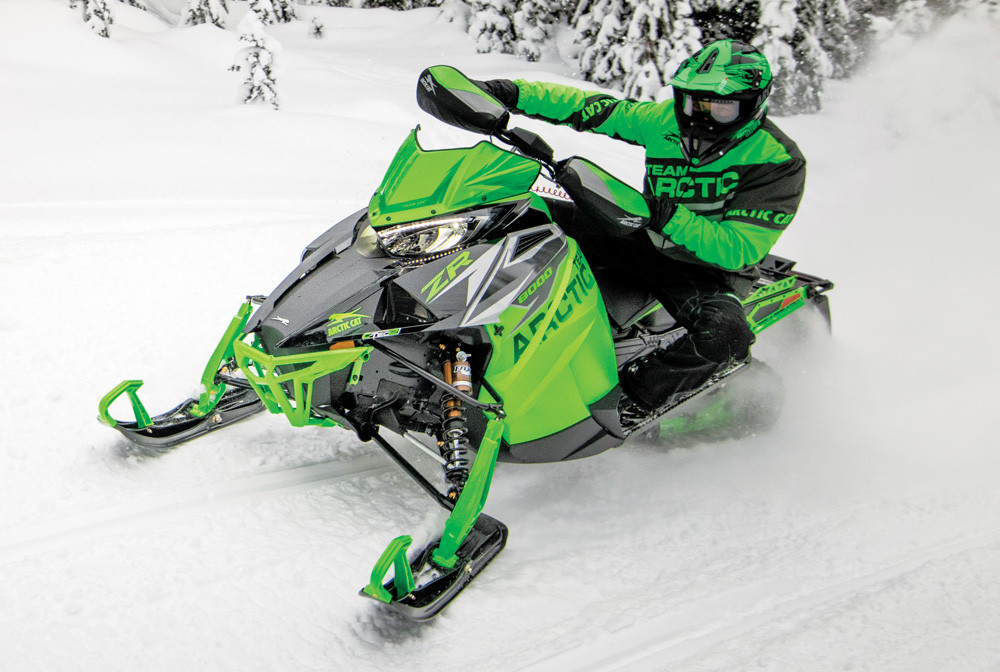 2019 Arctic Cat ZR 8000 RR 2