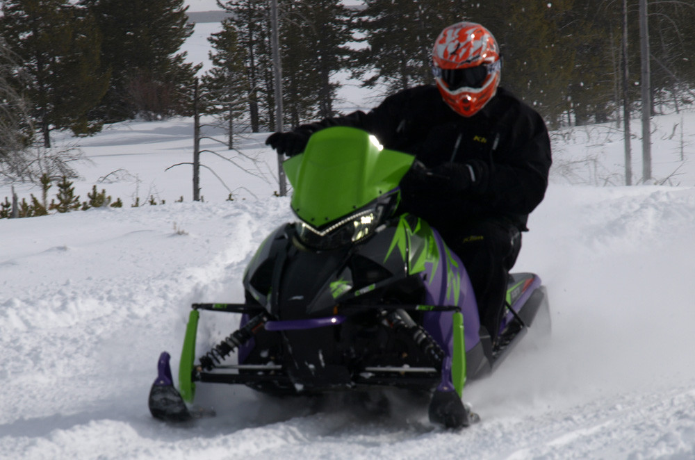 Arctic Cat ZR 8000 Limited ES 137 iACT