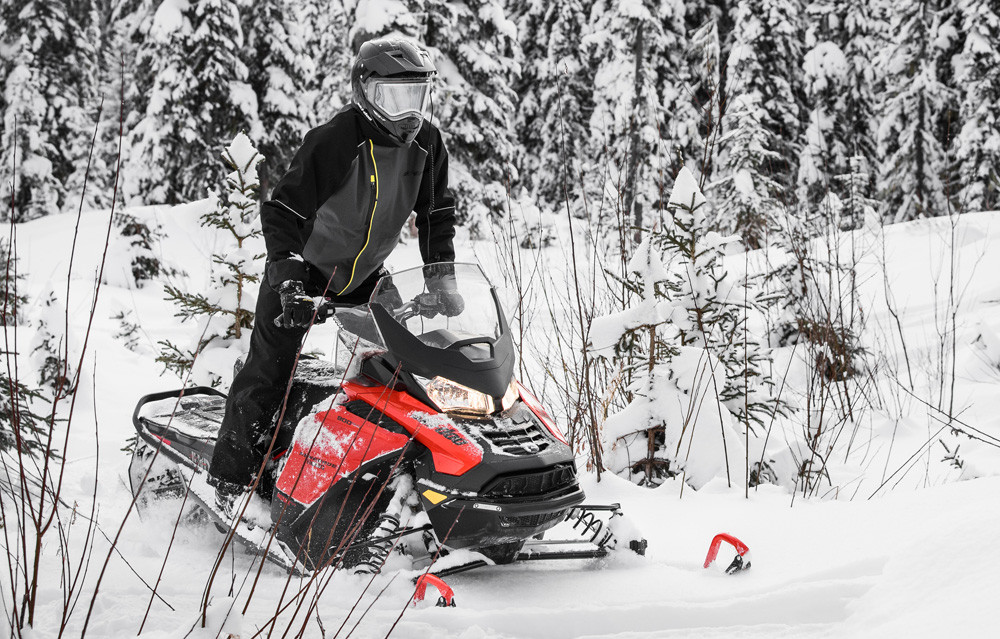 2019 Ski-Doo Renegade Enduro 900 ACE Turbo 2