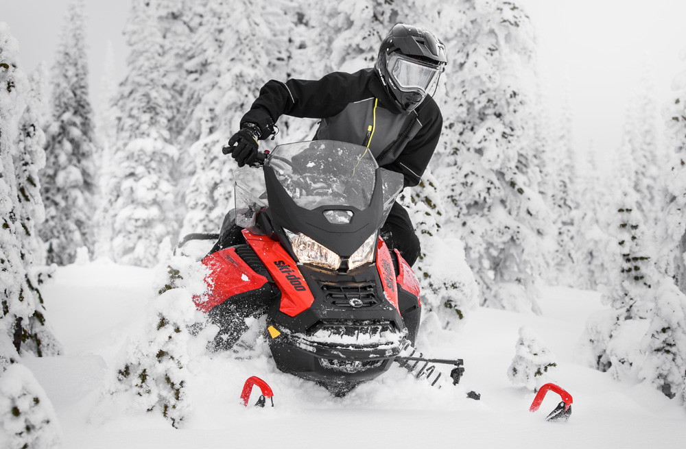 2019 Ski-Doo Renegade Enduro 900 ACE Turbo 3