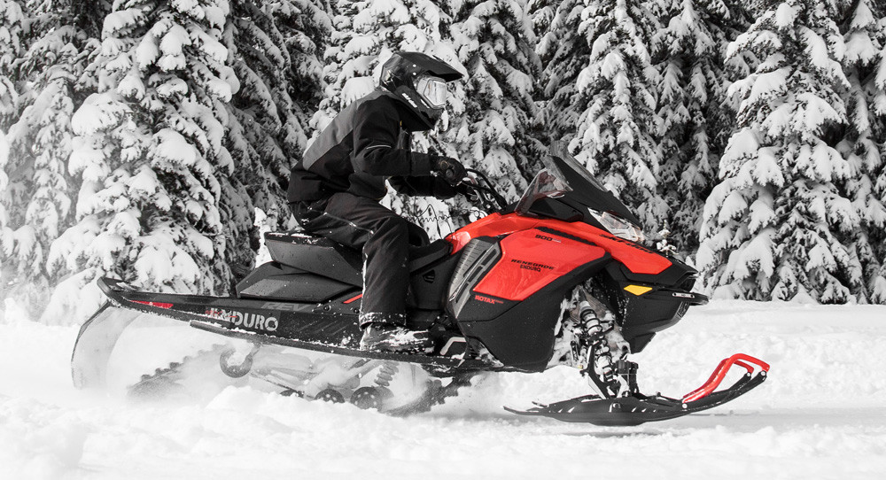 2019 Ski-Doo Renegade Enduro 900 ACE Turbo Profile