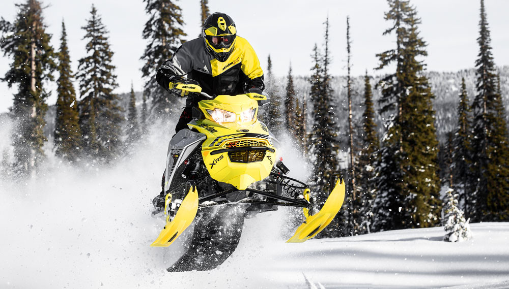 2019 Ski-Doo MXZ X-RS 850