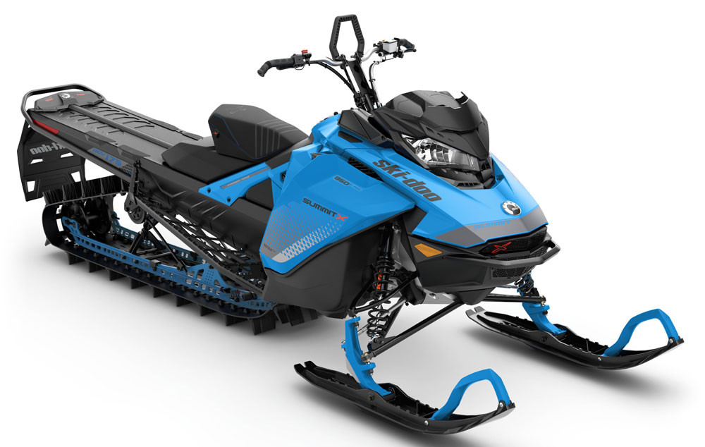 2019 Ski-Doo Summit X 175