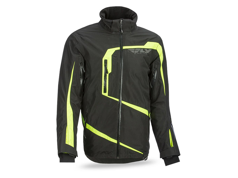 fly racing jacket