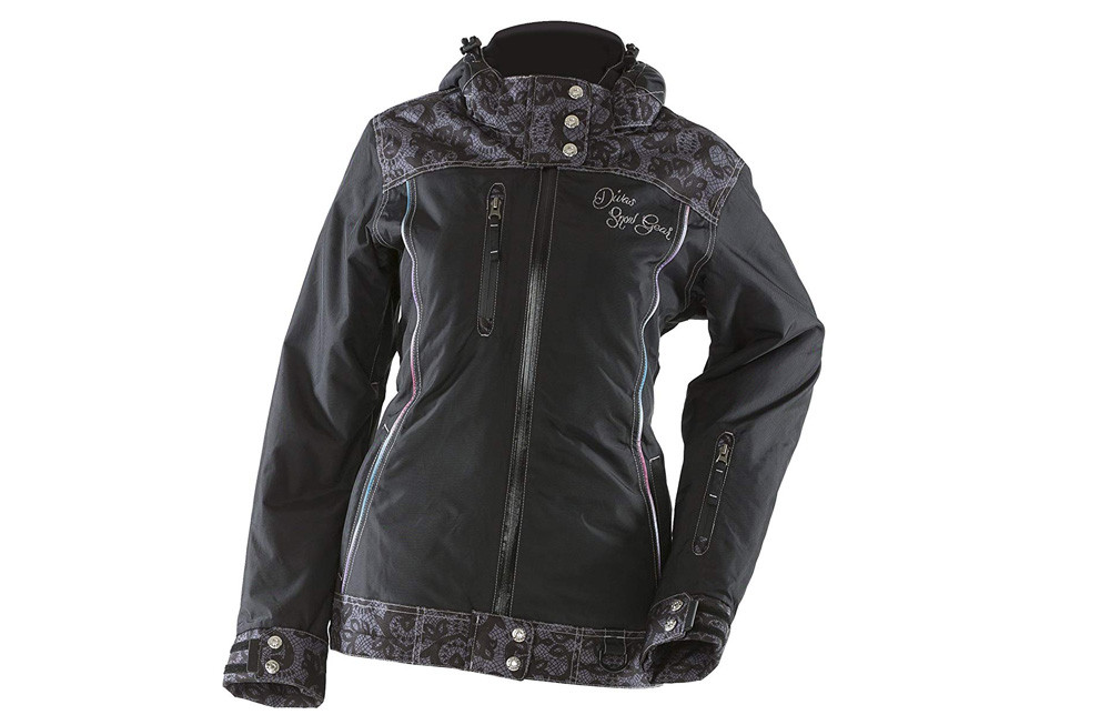 Divas SnowGear Women's Lace Collection Jacket