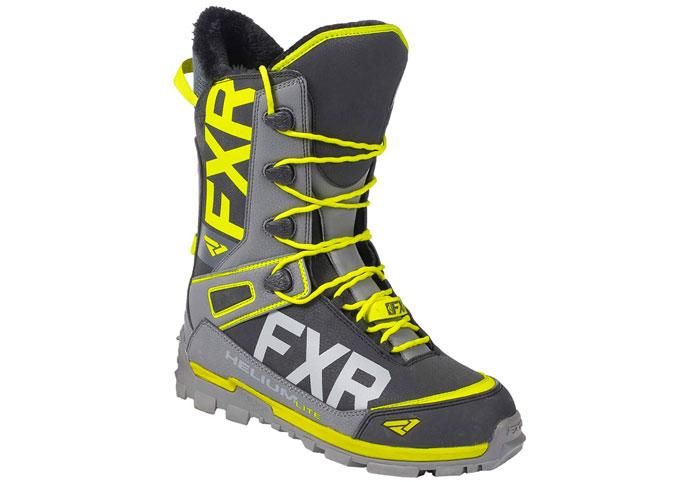 FXR Snowmobile Boots Helium Lite Speed