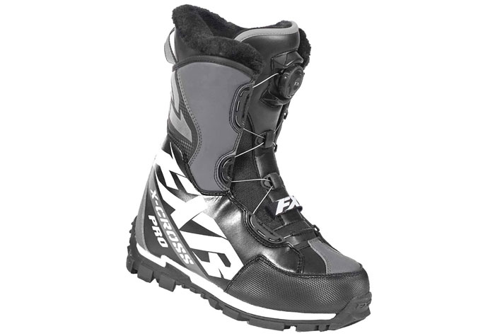 FXR Snowmobile Boots X-Cross Pro