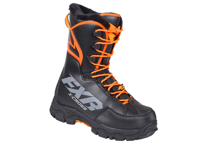 FXR Snowmobile Boots X-Cross Speed