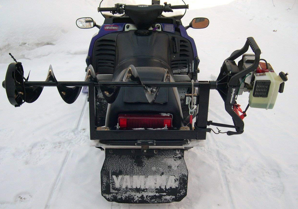 Gearing Up Your Snowmobile for Ice Fishing Fun - Snowmobile com