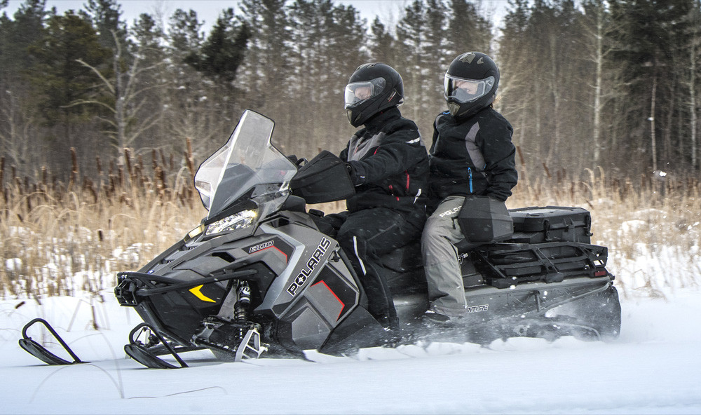 2019 Polaris Titan Adventure