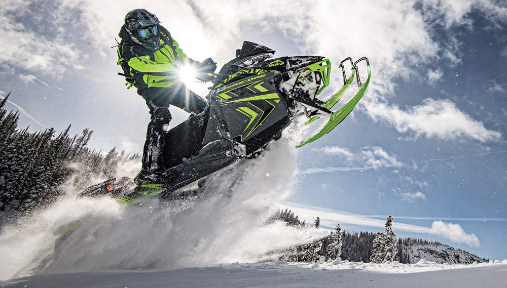 2020 Arctic Cat Hardcore 8000 Alpha One
