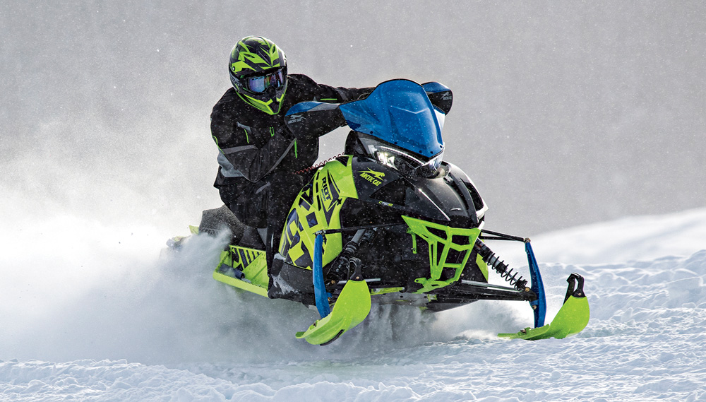 2020 Arctic Cat Snowmobile Lineup Preview