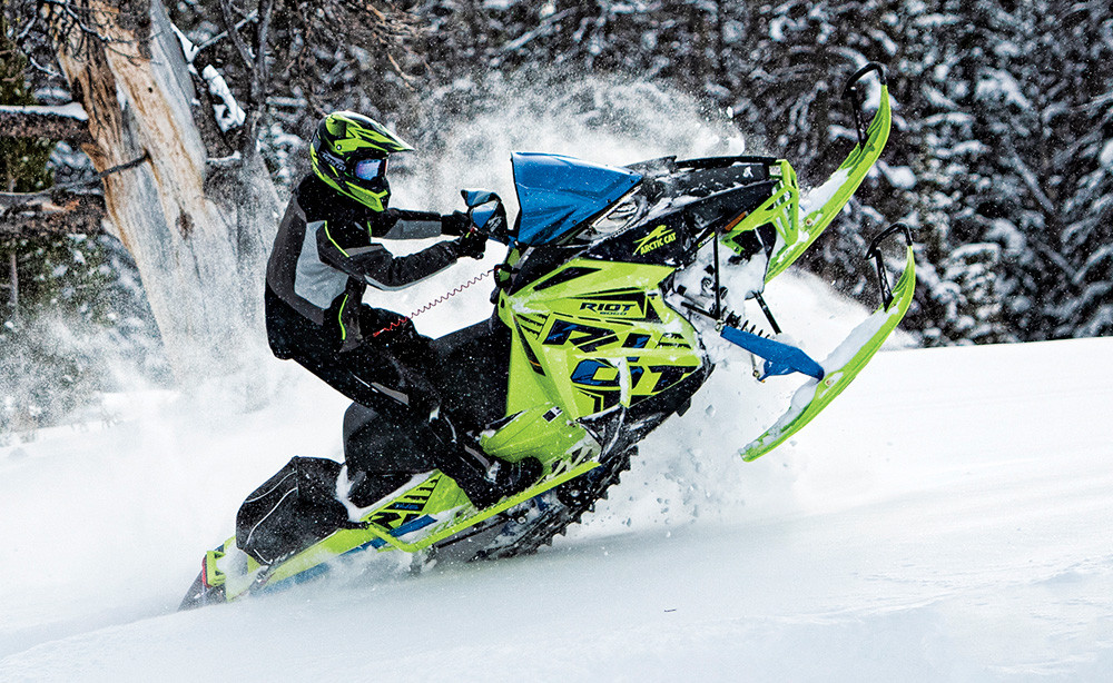 2020 Arctic Cat Riot Powder