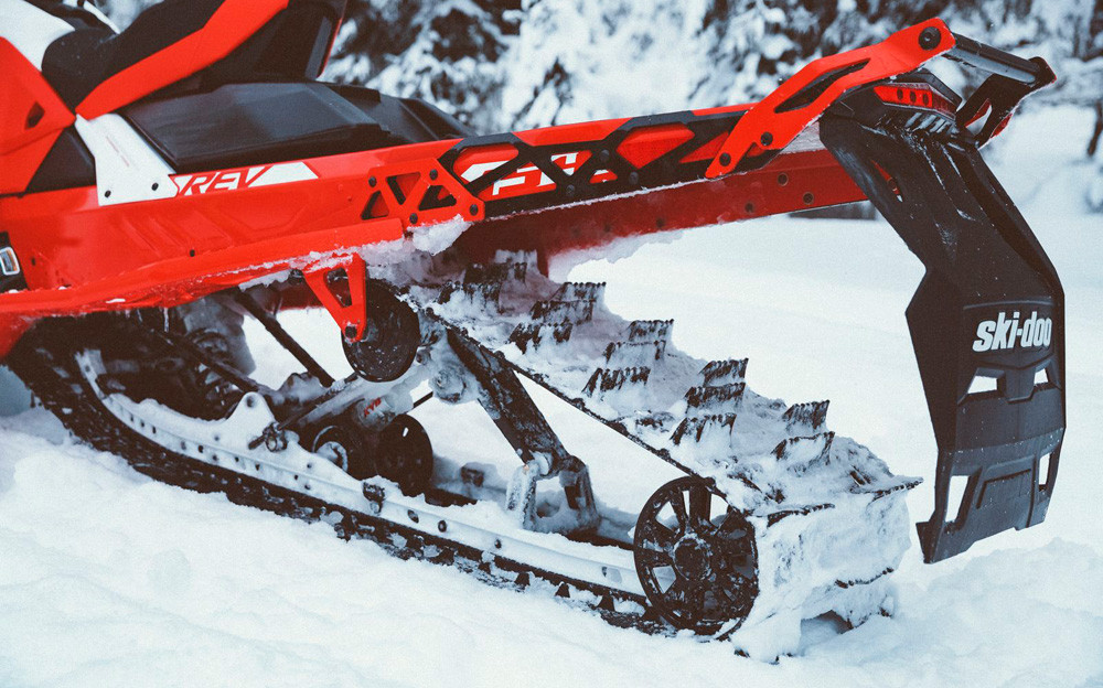 2020 Ski-Doo Backcountry X-RS 154 Track