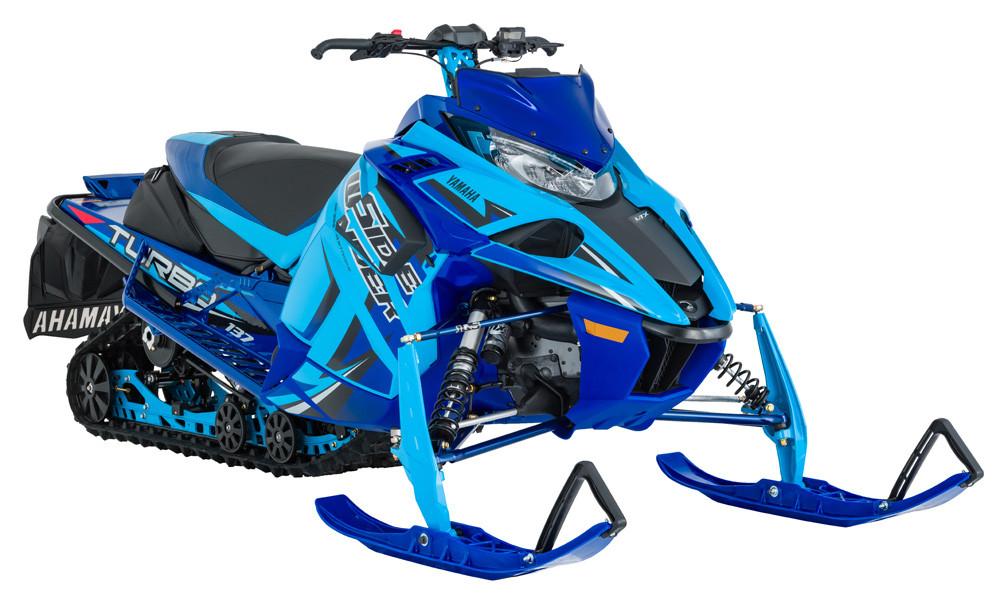 2020 Yamaha Sidewinder L-TX LE Studio
