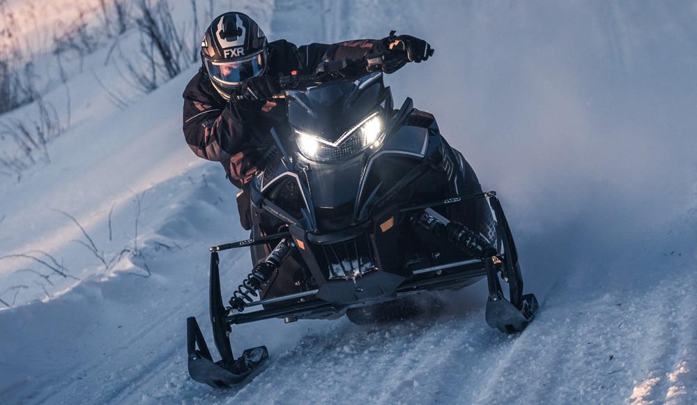 2020 Yamaha Sidewinder SRX LE