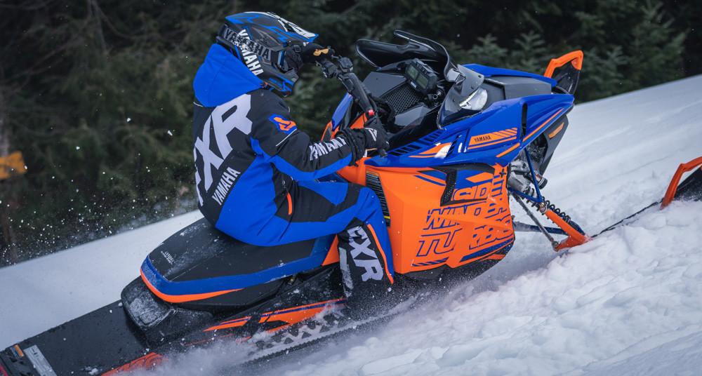 2020 Yamaha Sidewinder X-TX SE