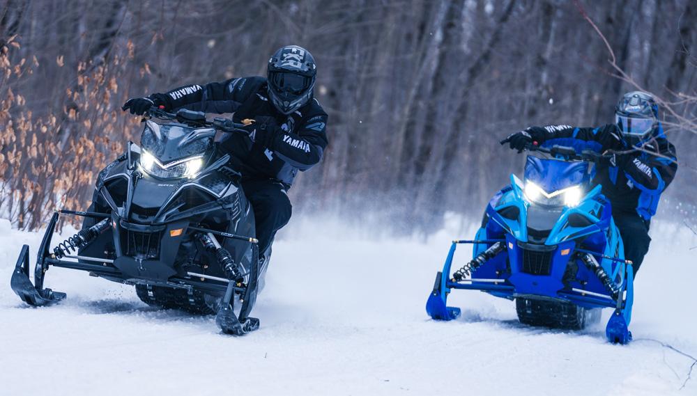2020 Yamaha Snowmobile Lineup Preview - Snowmobile com