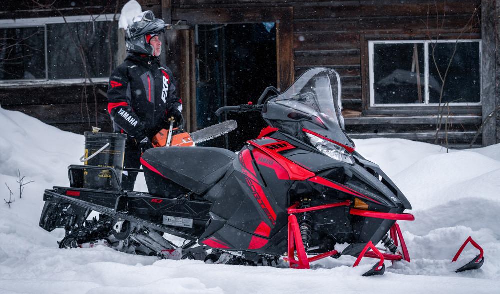 2020 Yamaha-Transporter 600
