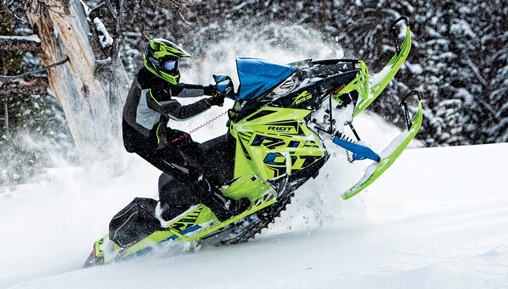 Arctic Cat Offers Huge Savings With Snowmageddon Event