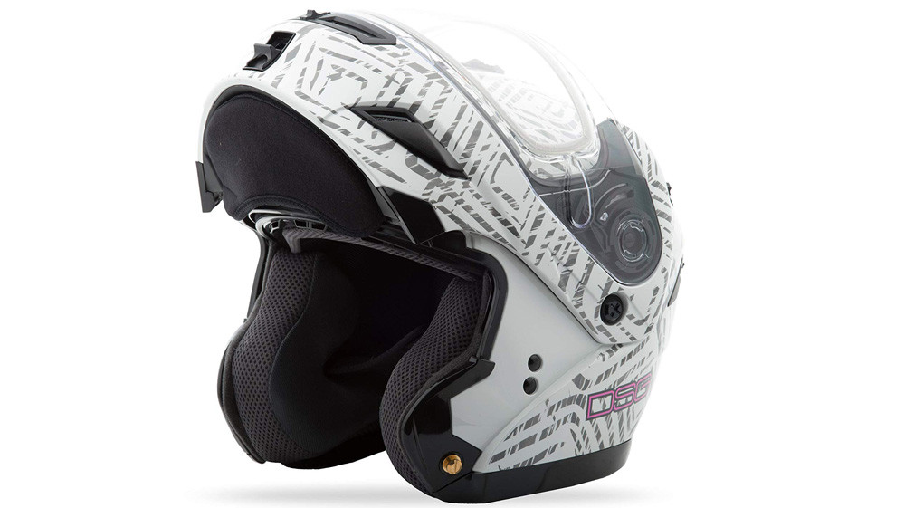 Divas Snow Gear GMAX Aztec GM54S Full Face Helmet