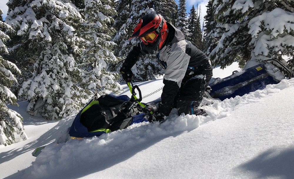 2020 Ski-Doo Freeride Action 1