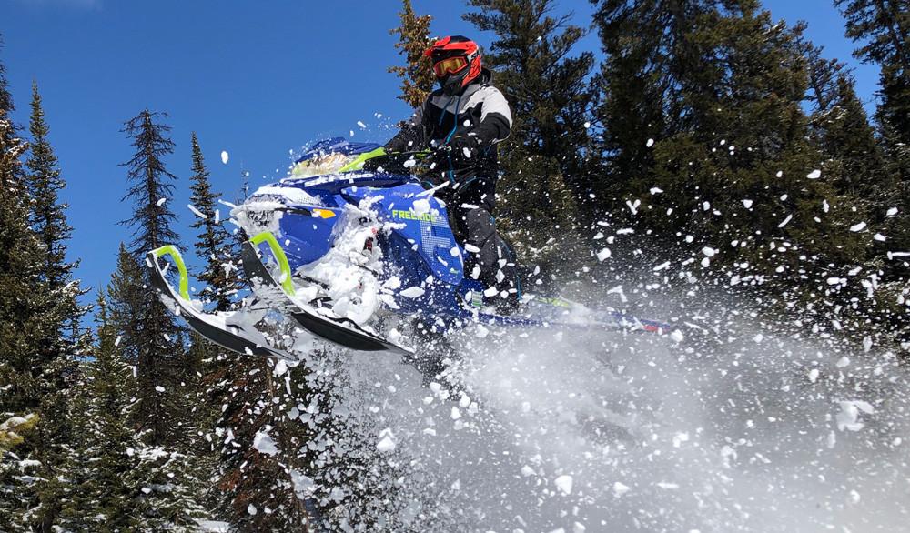 2020 Ski-Doo Freeride Action 4