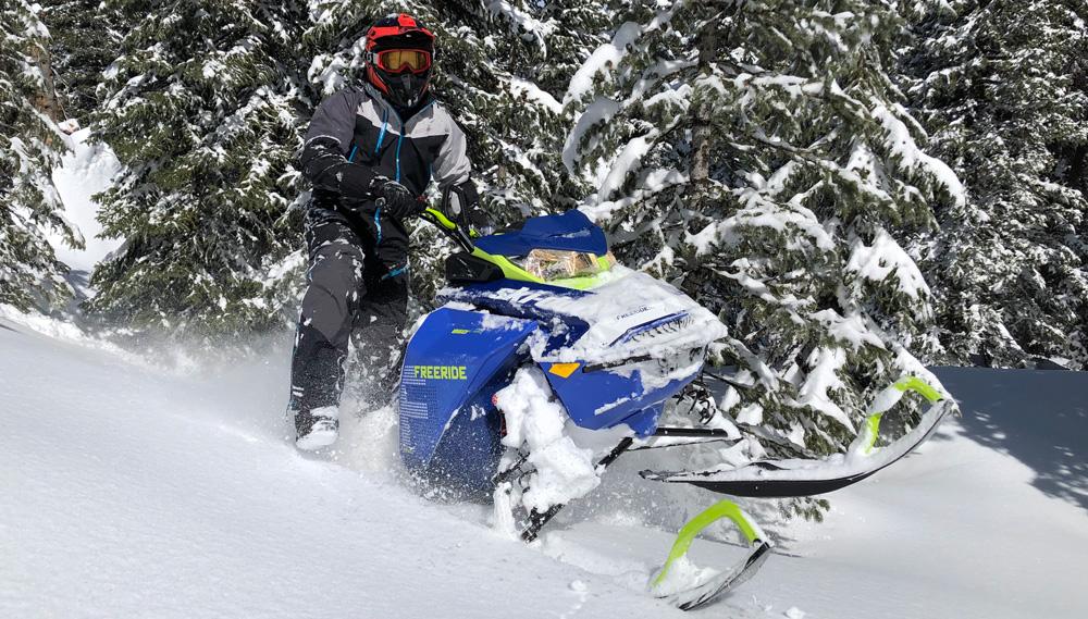 Ski Doo Parts >> 2020 Ski-Doo Freeride 165 Review - Snowmobile.com