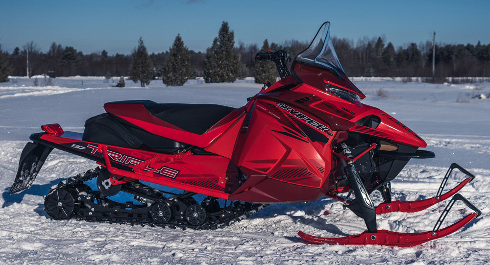 2020 Yamaha Viper L-TX GT Profile