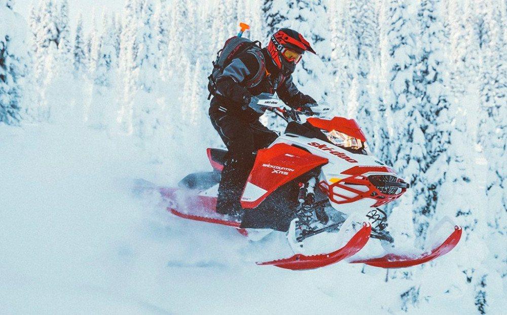 2020 Ski-Doo Backcountry X-RS 154 Air