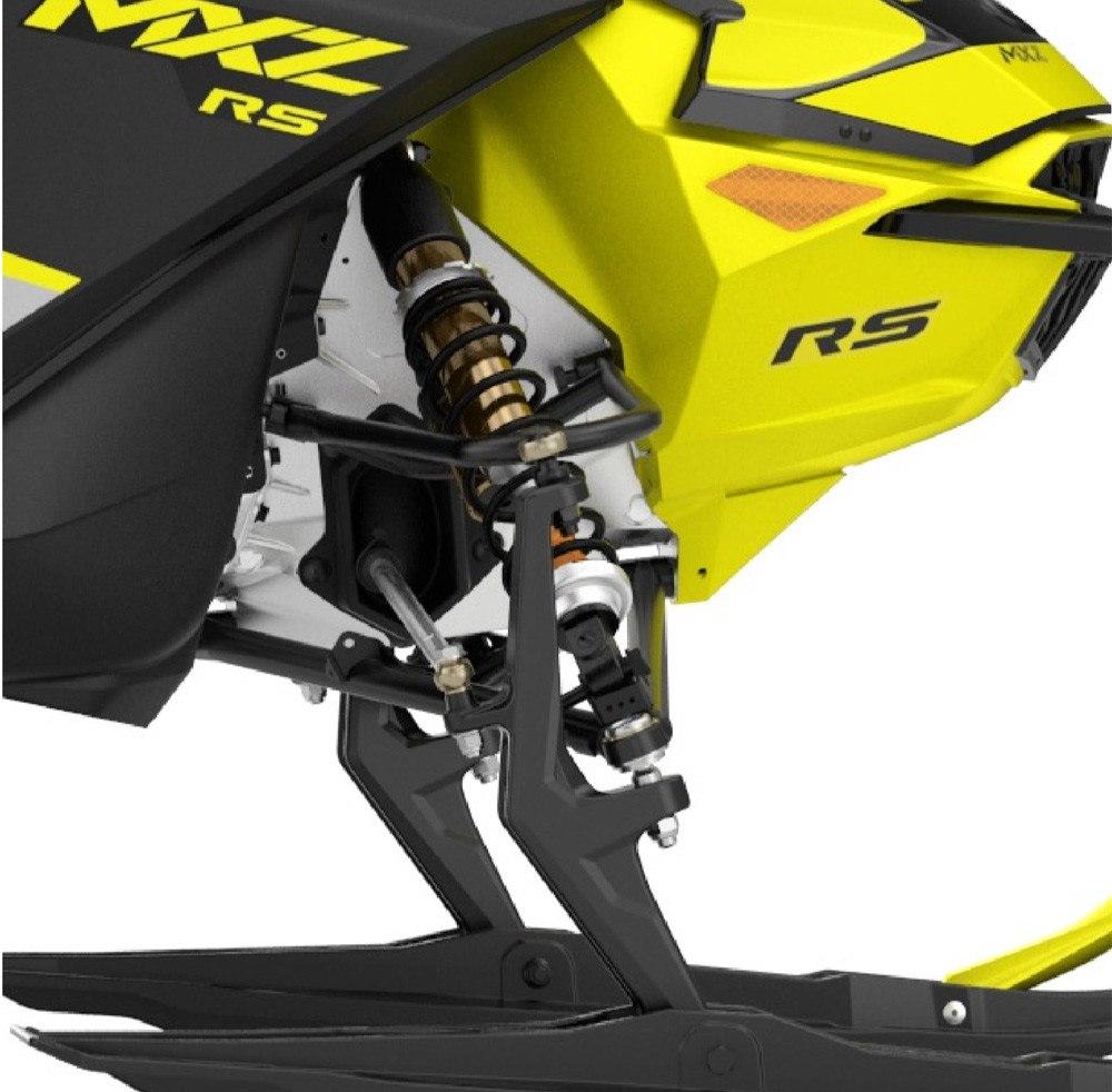 2020 Ski-Doo MXZx 600RS Передняя подвеска