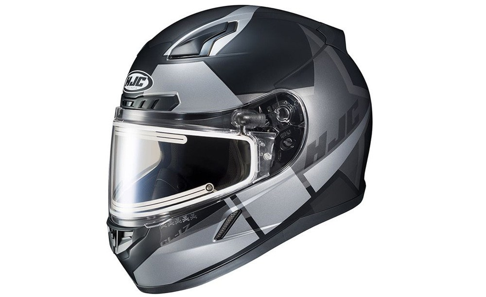 HJC CL-17 Boost Helmet with Electric Shield