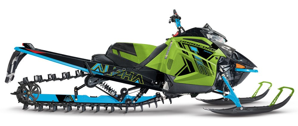 2021 Arctic Cat M8000 Hardcore Alpha One