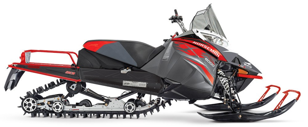 2021 Arctic Cat Snowmobile Lineup's First Wave Announced