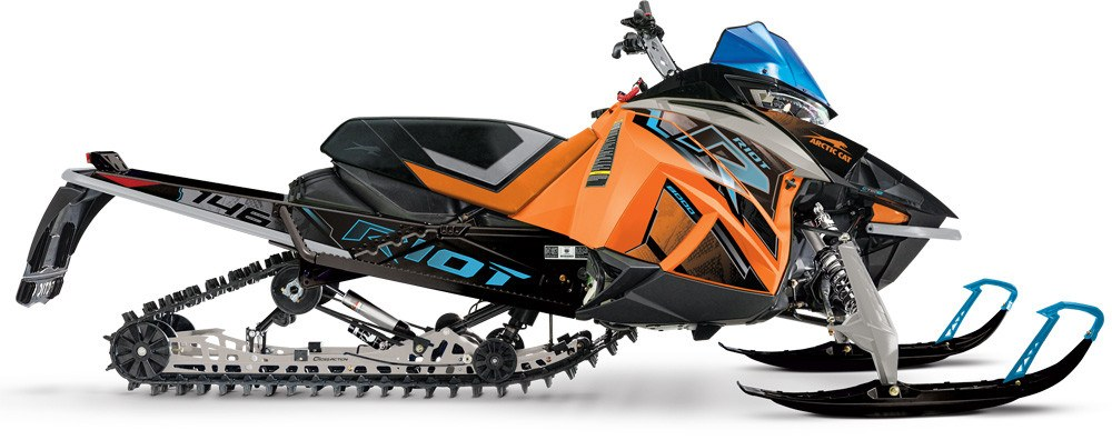 2021 Arctic Cat Riot 8000 146
