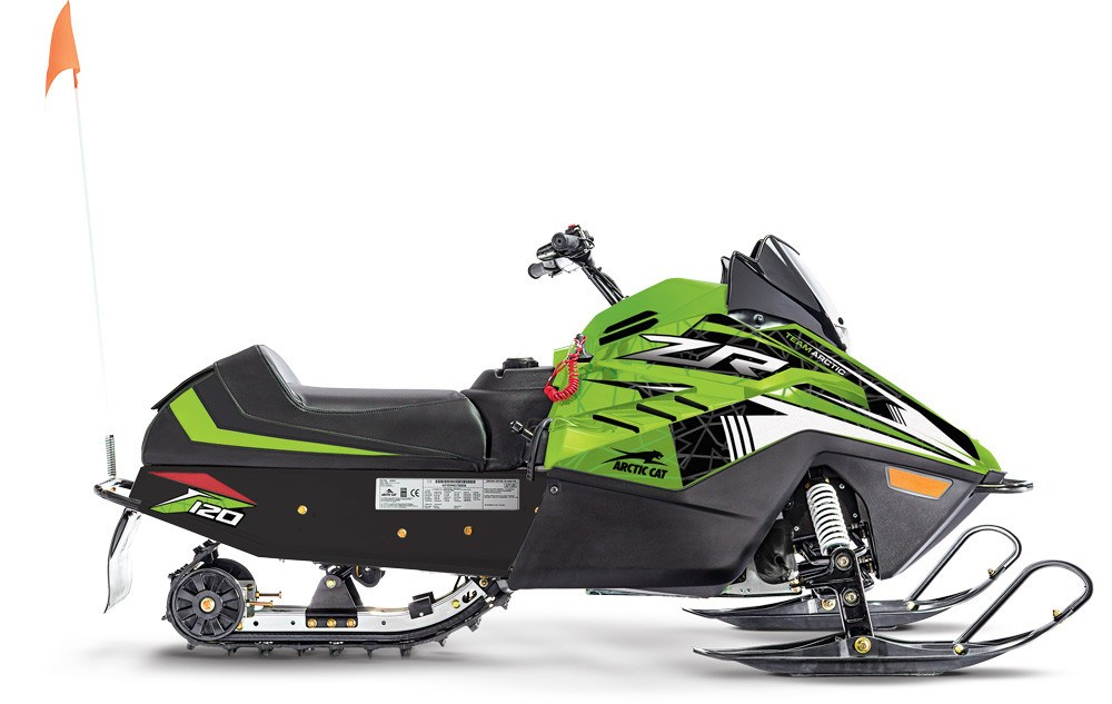 2021 Arctic Cat ZR 120
