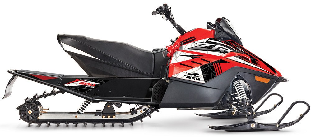 2021 Arctic Cat ZR 200