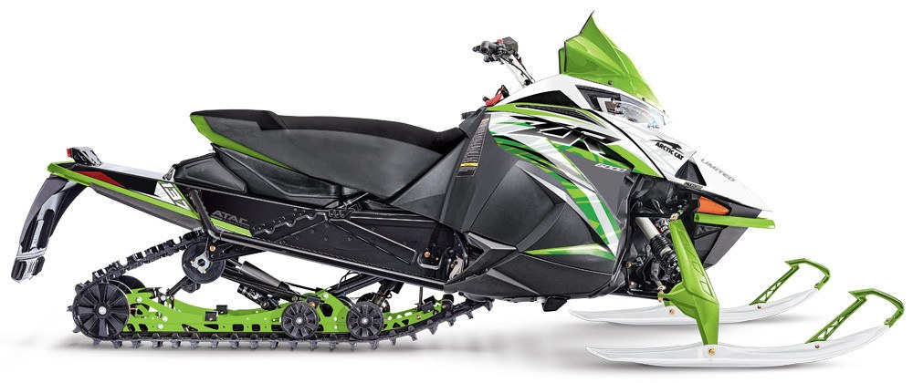 2021 Arctic Cat ZR 6000 LTD 137 ATAC