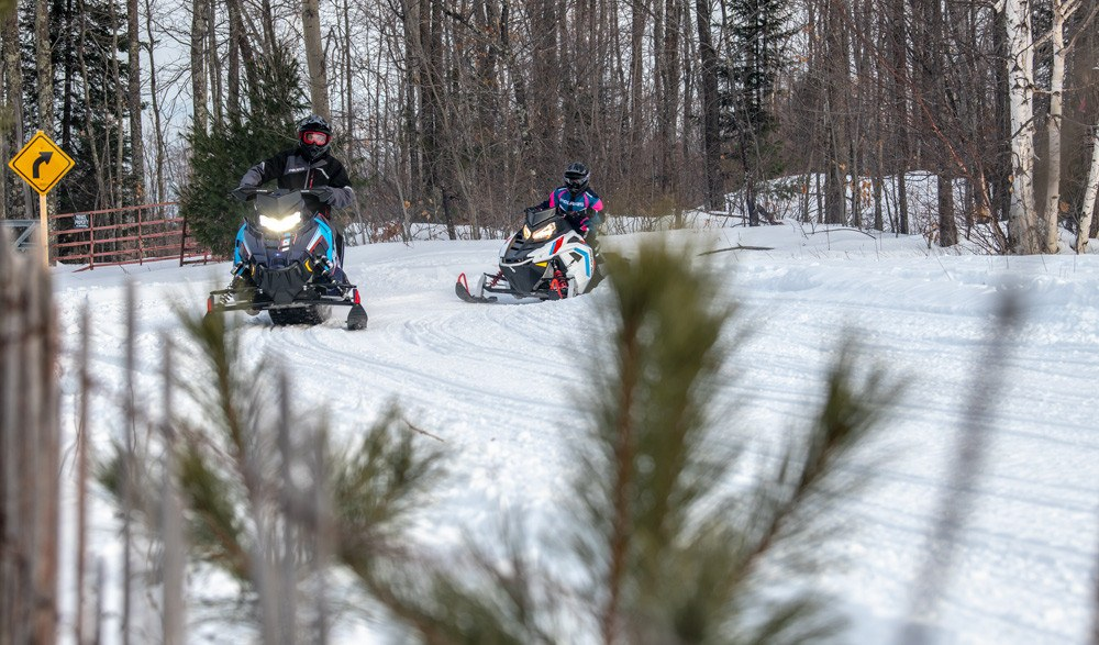 Michigan Snowmobile Trails
